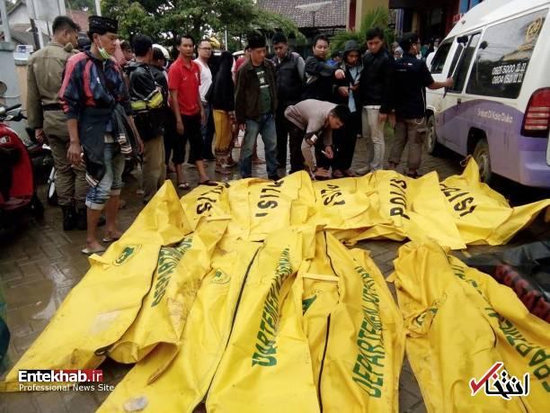 تصاویر : سونامی مرگبار در اندونزی - 7