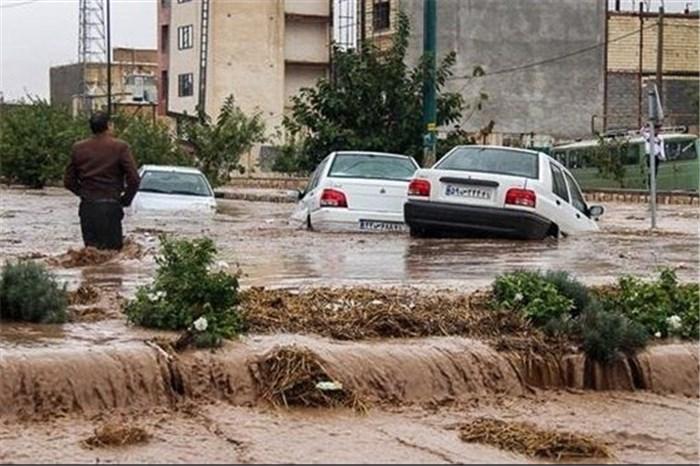 ۱۰ استان کشور درگیر سیل، برف و کولاک / مرگ یک نفر بر اثر سیل در خوزستان - 0