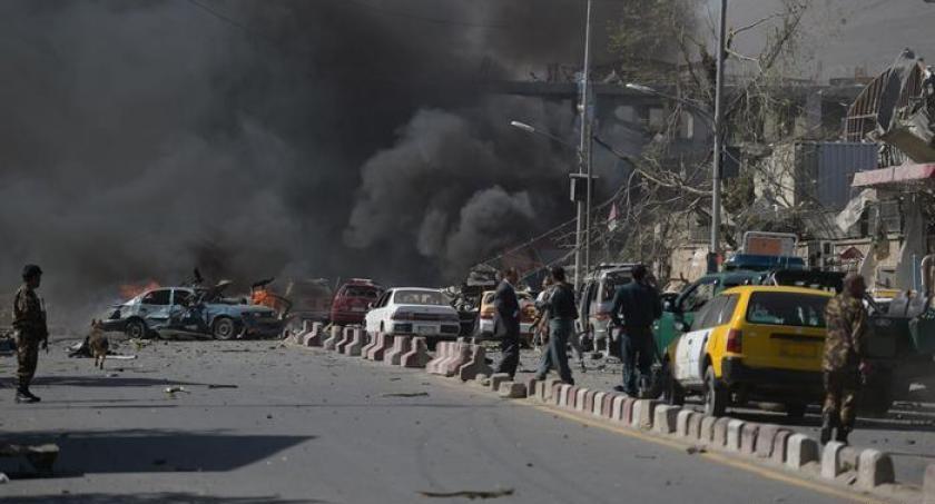 انفجار در یکی از هتلهای عروسی کابل/ ۴۰ نفر کشته و ۶۰ نفر زخمی شدند - 1