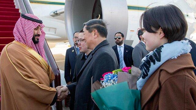 بن سلمان پس از پاکستان و هند، به چین رفت - 1