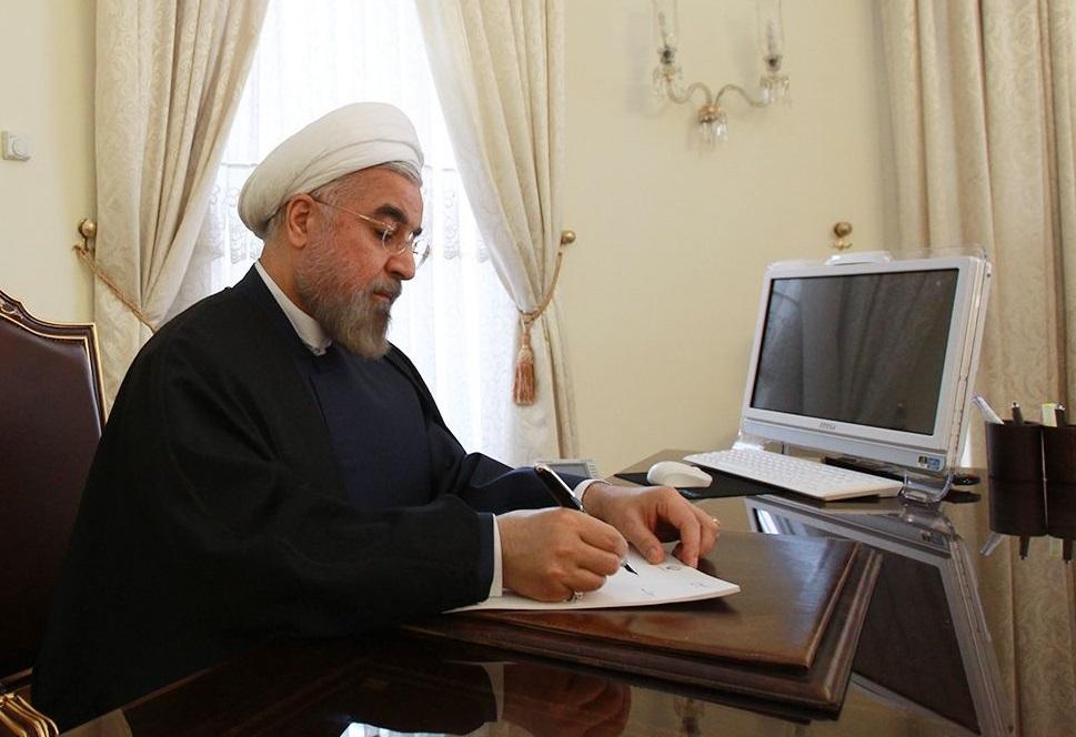 روحانی آغاز سال ۲۰۱۹ میلادی را به سران کشورهای جهان تبریک گفت: امیدوارم سال جدید، همراه با صلح و آرامش برای تمامی انسانها باشد - 1