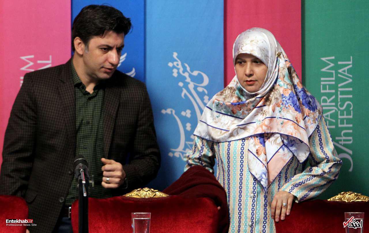 تصاویر: چهارمین روز سی و هفتمین جشنواره فیلم فجر - 22