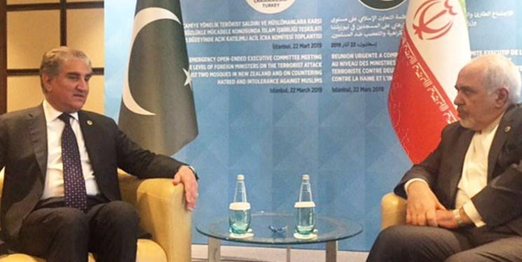 ظریف و همتای پاکستانی در استانبول دیدار و گفتگو کردند - 0