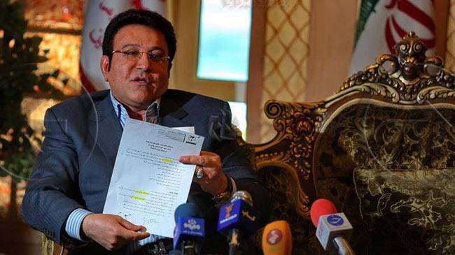 نماینده دادستان: حسین هدایتی ۵۸۶ میلیارد تومان از وجوه بانک سرمایه را خارج کرده - 0