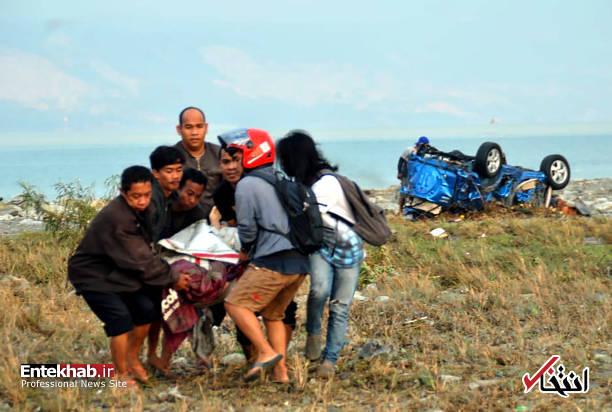 عکس/ زلزله و سونامی مرگبار در اندونزی - 8