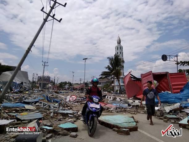 عکس/ زلزله و سونامی مرگبار در اندونزی - 9