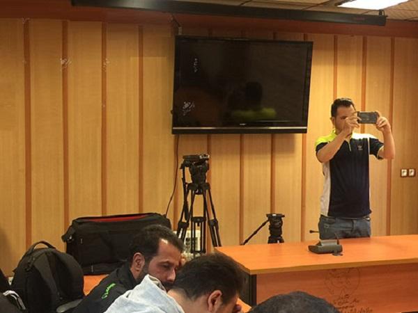 دوربینهای تلویزیونی علی دایی را تحریم کردند +عکس - 1