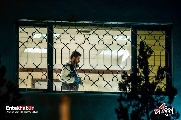 عکس/ تفتیش کنسولگری عربستان در استانبول توسط پلیس ترکیه - 7