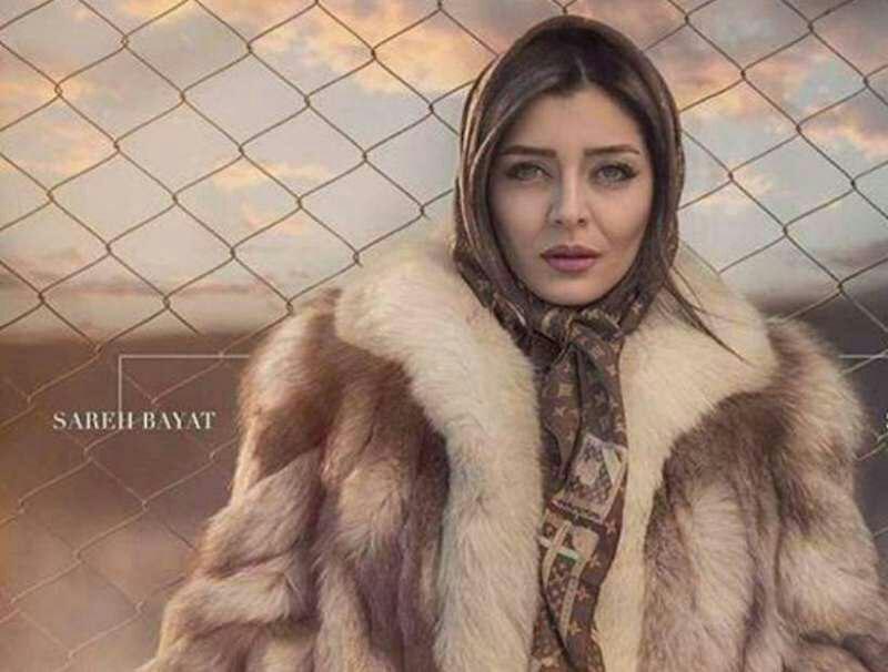 """ادامه واکنشها به تبلیغ """"پالتو پوست روباه"""" توسط «ساره بیات» سفیر صنایع دستی - 0"""