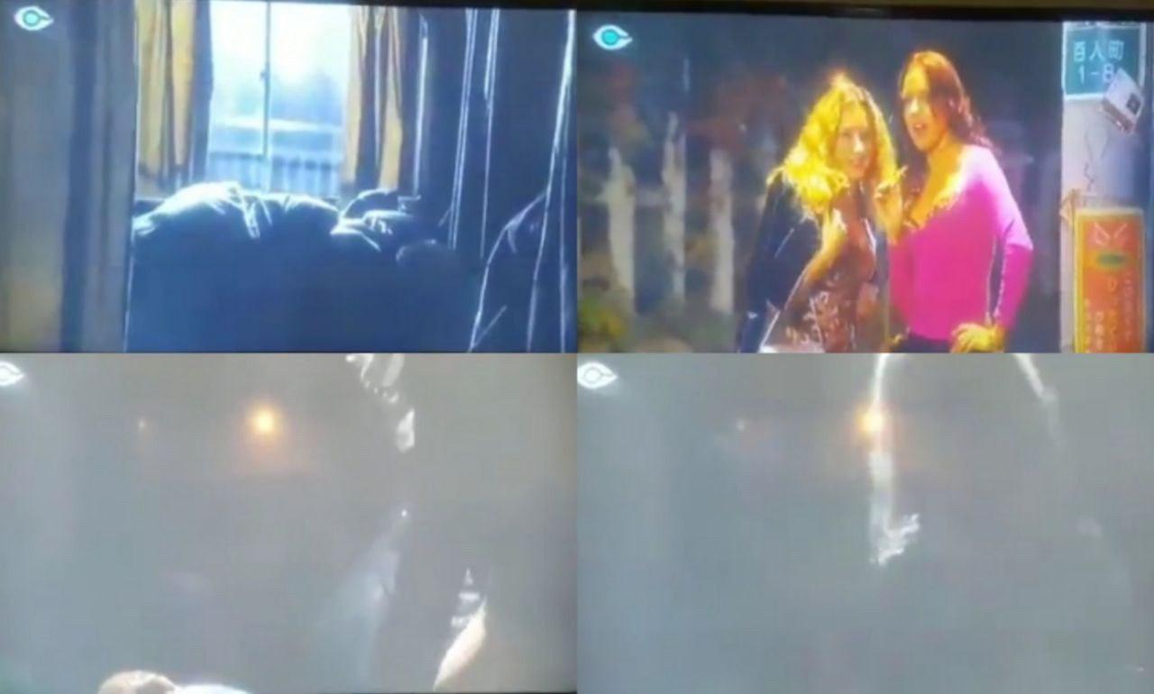 پخش صحنه رابطه جنسی از شبکه کیش صداوسیما/ برکناری چند کارمند - 0