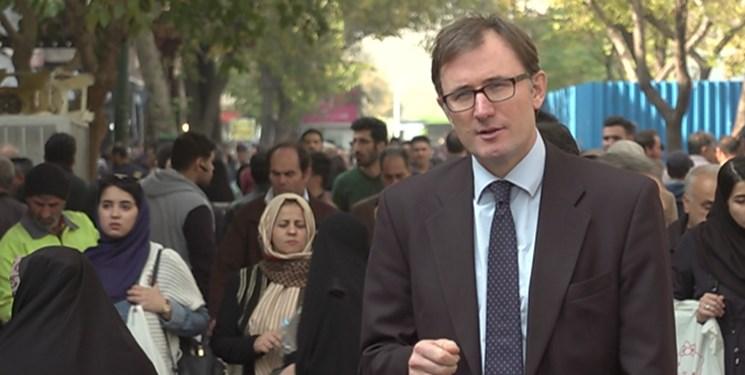 خبرنگار بیبیسی در تهران: اگر در بازار ایران باشید نمیفهمید که این قسمت از جهان تحت شدیدترین تحریمها قرار دارد / آنها قدری دلواپس هستند اما آنقدر هم نگران نیستند - 0