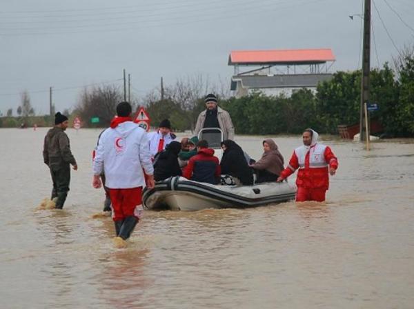 آخرین وضعیت سیل در مازندران / ۳ نفر جان باختند / یک روستا زیر آب رفت؛ تخلیه کامل ۳ روستا / بارشها تا امشب ادامه دارد - 0
