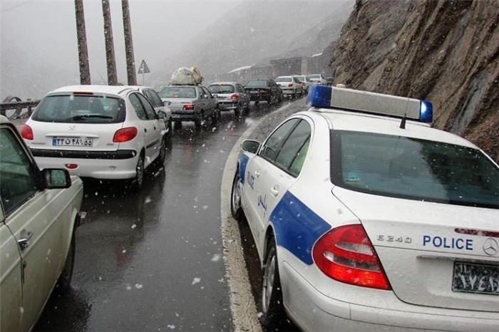 محدودیت ترافیکی در محورهای تهران-شمال/ جاده چالوس یکطرفه میشود - 0