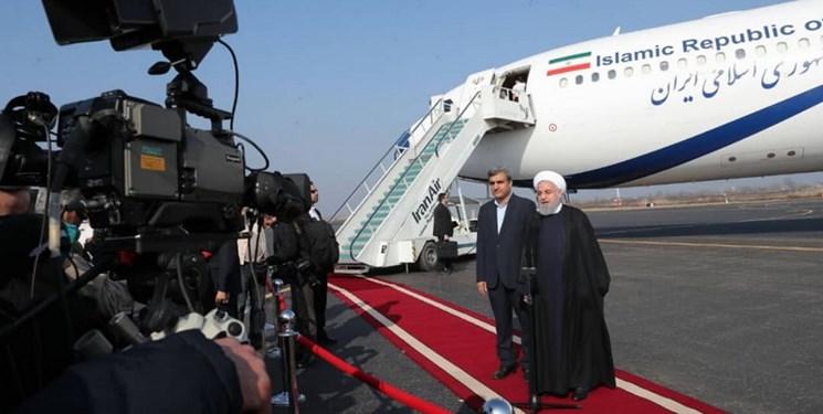 روحانی: آغاز عملیات اجرایی راهآهن رشت  آستارا در دستور کار است - 0