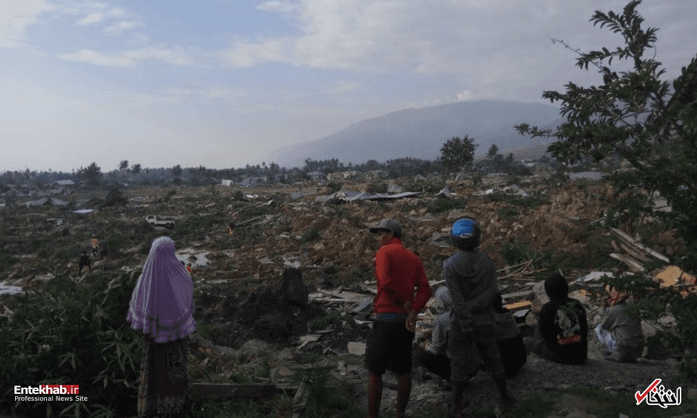عکس/ زلزله و سونامی مرگبار در اندونزی - 0