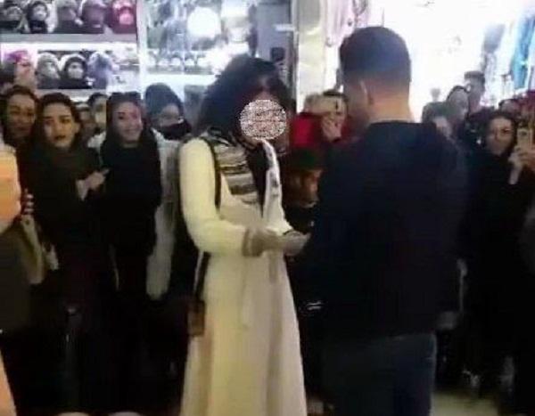 خواستگاری در یک مرکز خرید در اراک؛ زوج جوان دستگیر شدند - 0