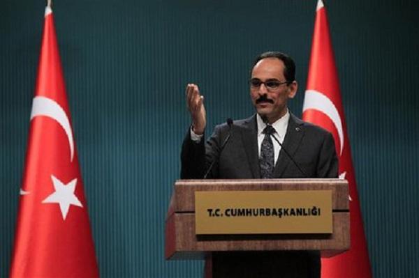 ترکیه: رایزنیها برای خروج آمریکا از سوریه ادامه دارد - 0