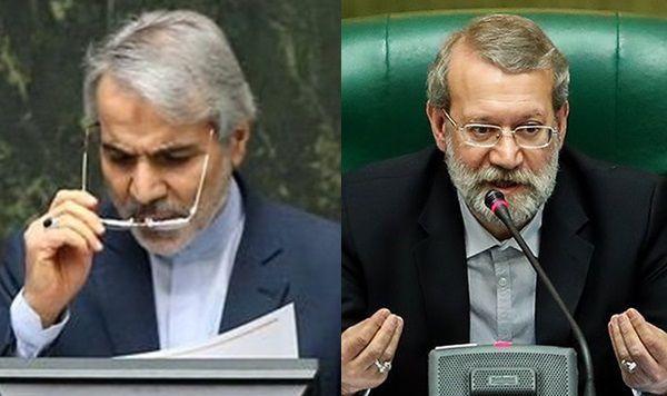 لاریجانی در واکنش به نامه نوبخت: دولت باید مصوبه مجلس درباره افزایش حقوق را اجرا کند - 0