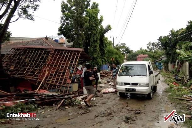 تصاویر : سونامی مرگبار در اندونزی - 11