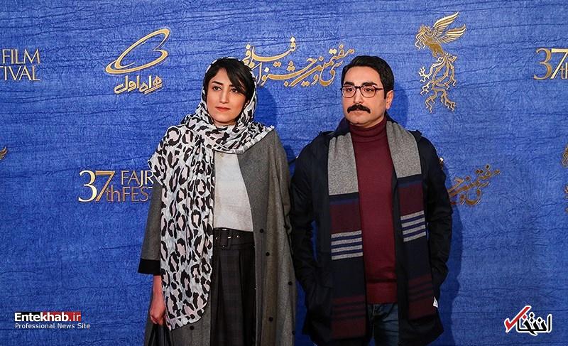 تصاویر: چهارمین روز سی و هفتمین جشنواره فیلم فجر - 18