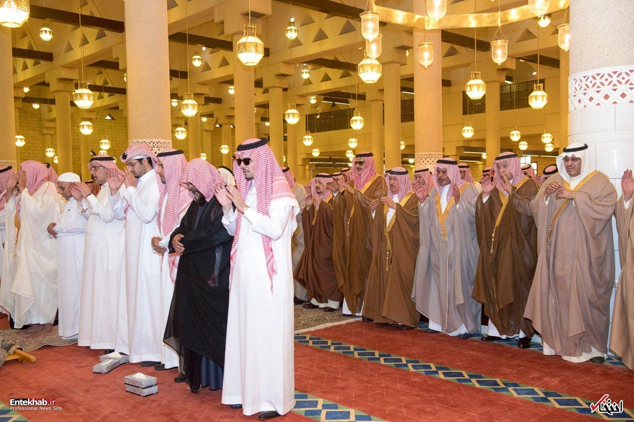 عکس/ تشییع پیکر شاهزاده خانم عربستانی - 6