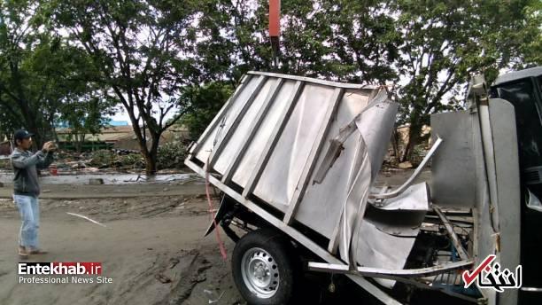 عکس/ زلزله و سونامی مرگبار در اندونزی - 12