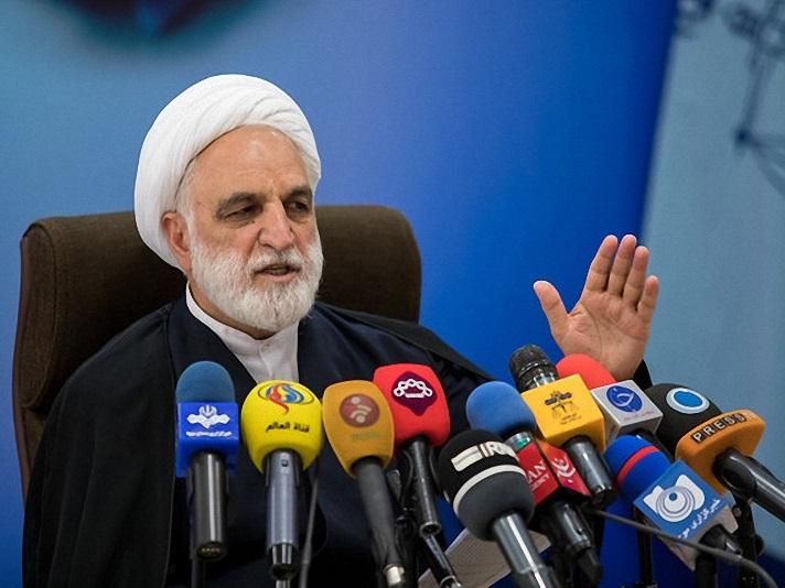 اژهای: حکم اعدام باقری درمنی تایید شد / محکومیت مدیر موسسه ثامن الحجج به ۱۵ سال حبس؛ اموال او به مزایده گذاشته میشود - 0