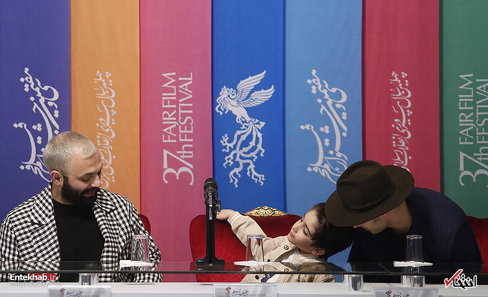 تصاویر: چهارمین روز سی و هفتمین جشنواره فیلم فجر - 4