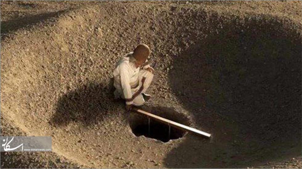 با قناتهای ایرانی چه کردهایم؟ / بحران خشکسالی ۳۵ هزار قنات فعال کشور را تهدید میکند