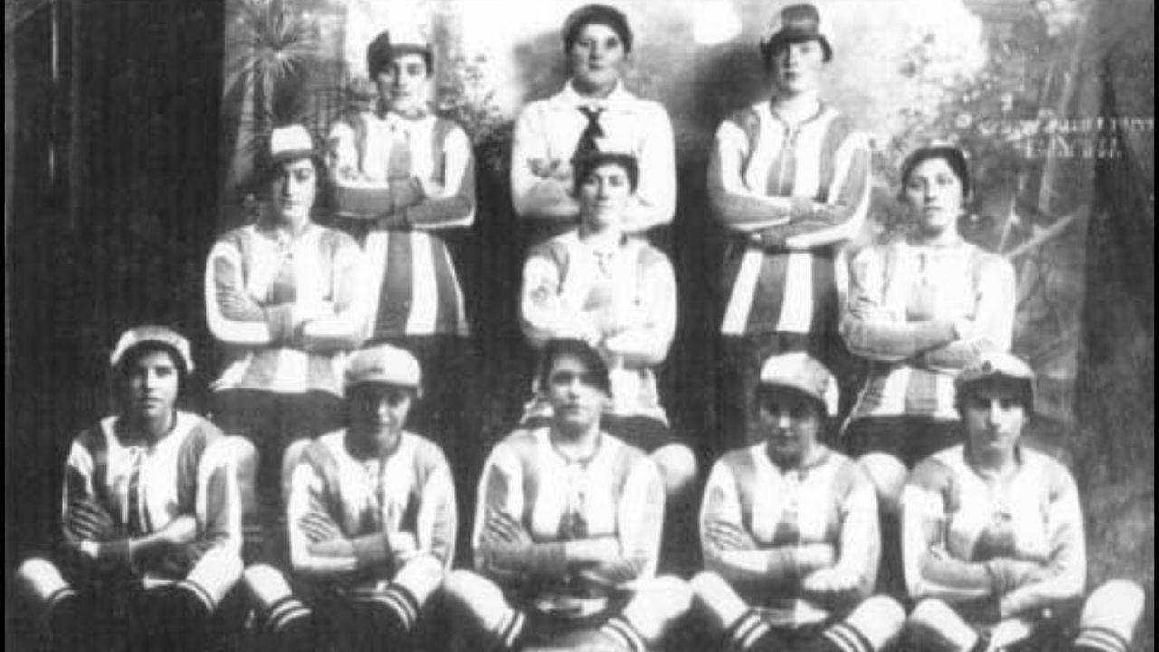 از اولین تلاشها برای محبوبیت فوتبال زنان تا شکلگیری تیمهای فوتبال