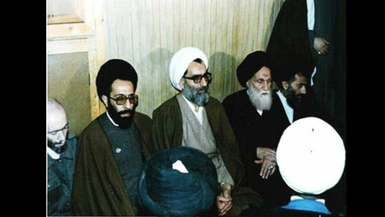 وقتی که مرحوم حبیبی شهردار تهران بود + عکس - 4