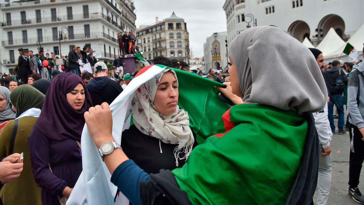 بوتفلیقه به دنبال انحلال پارلمان الجزایر