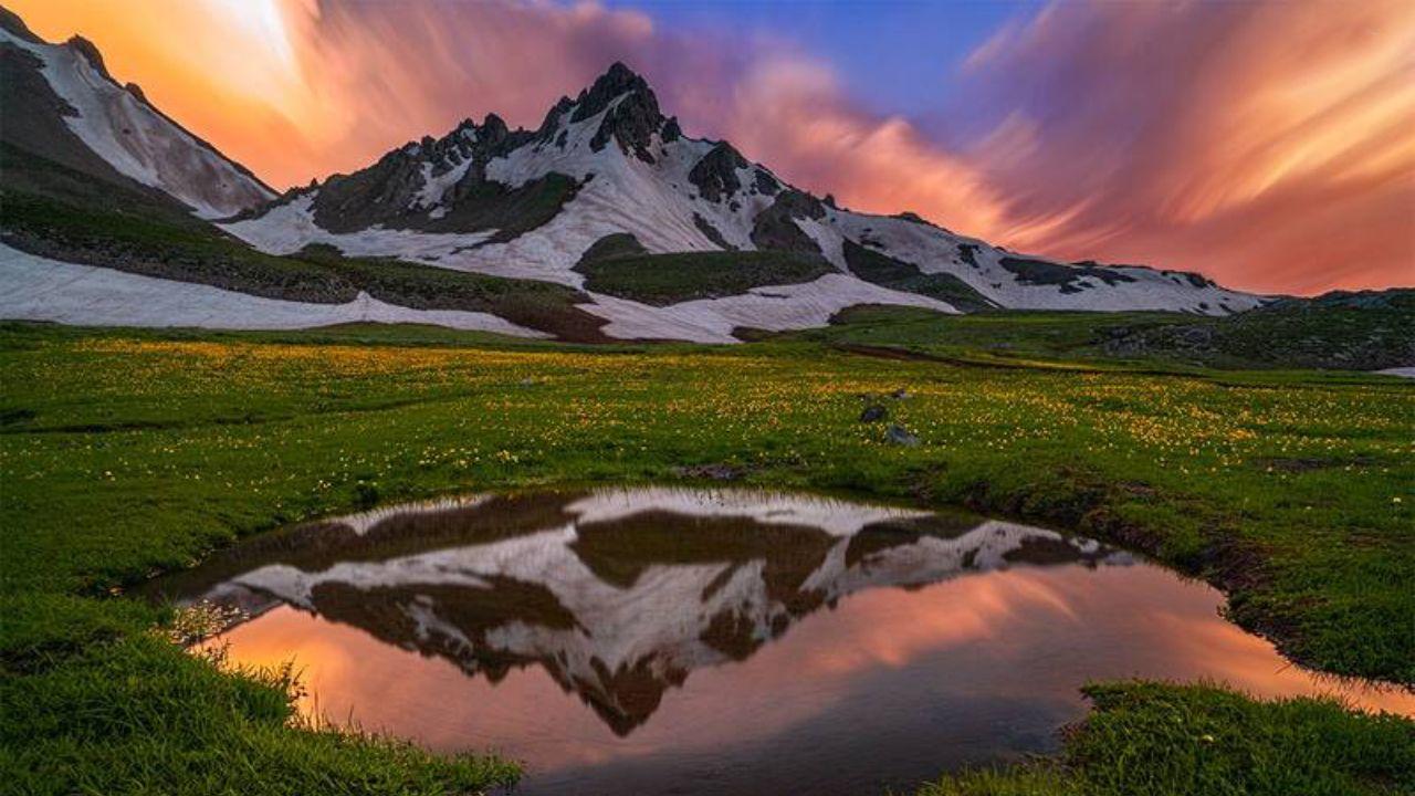 طبیعت ارومیه در یک قاب تماشایی + عکس