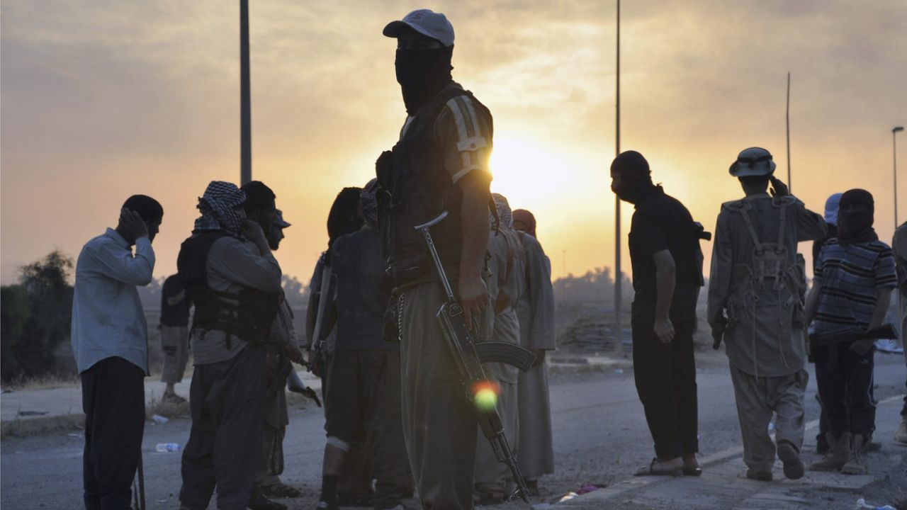 جلاد مشهور داعش دستگیر شد