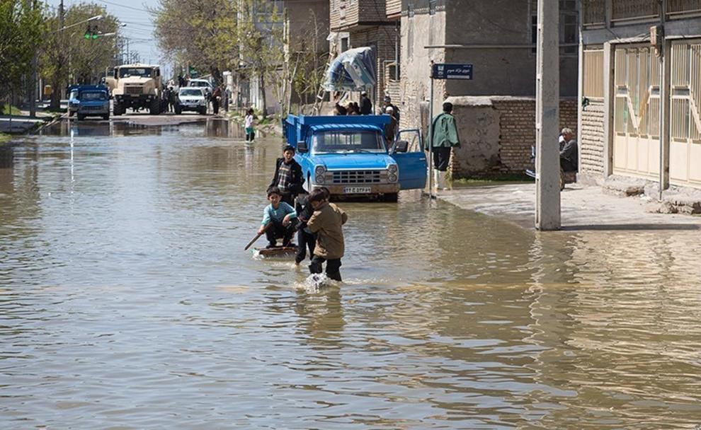 (تصاویر) گمیشان پس از سیلاب - 2