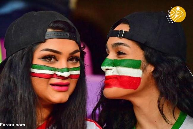 (تصاویر) شب تلخ هوادارن ایران در امارات - 8