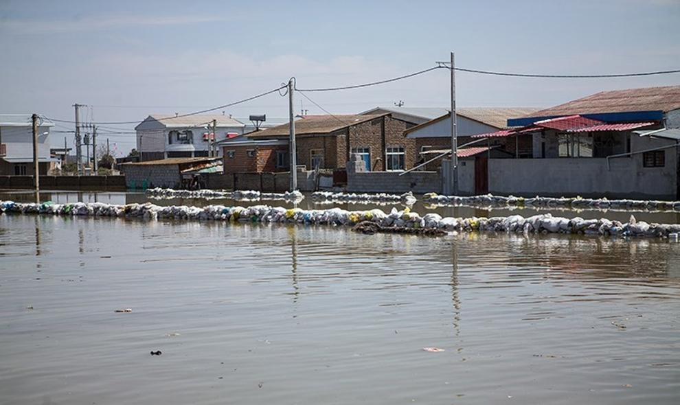 (تصاویر) گمیشان پس از سیلاب - 4