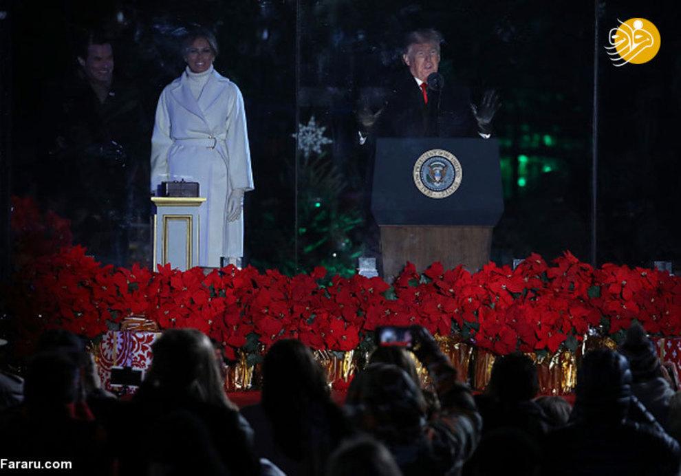 (تصاویر) اشکهای ترامپ در کنار ملانیا! - 10