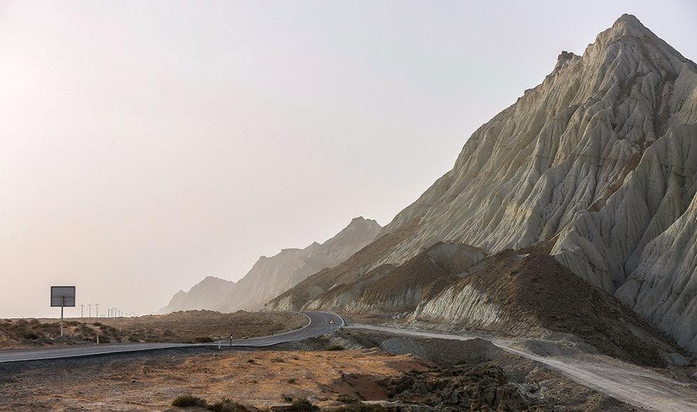 (تصاویر) کوههای مریخی چابهار - 11