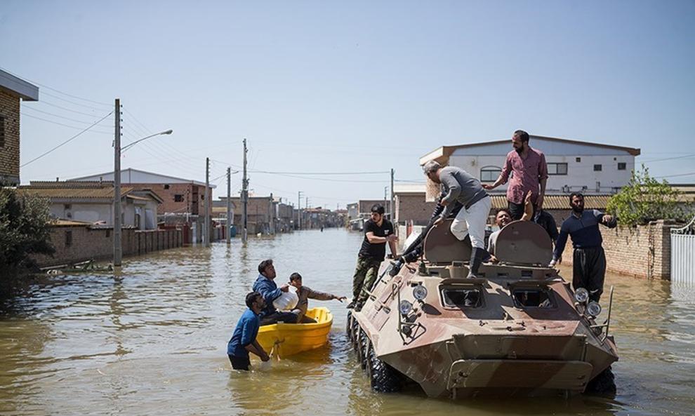 (تصاویر) گمیشان پس از سیلاب - 12