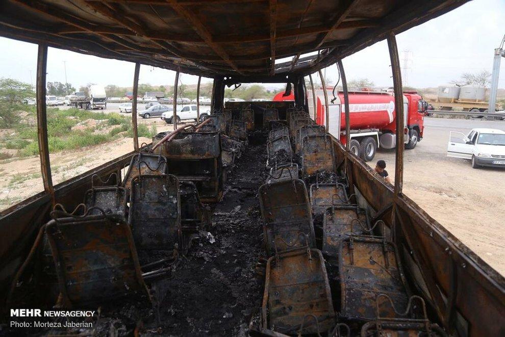 (تصاویر) انفجار خط لوله نفت اهواز به رامهرمز - 6