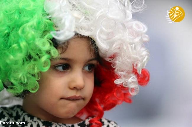 (تصاویر) شب تلخ هوادارن ایران در امارات - 19