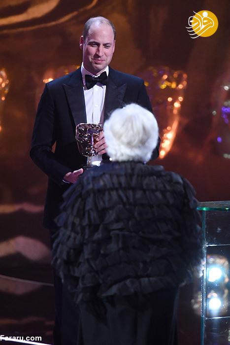 (تصاویر) مراسم اهدای جوایز بفتا؛ درخشش سوگلی و رما - 13