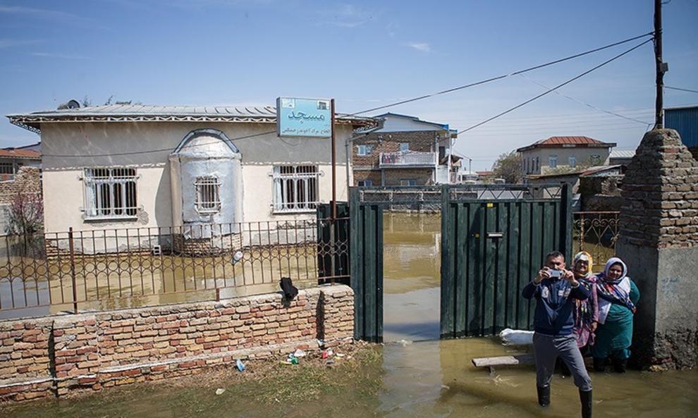 (تصاویر) گمیشان پس از سیلاب - 7