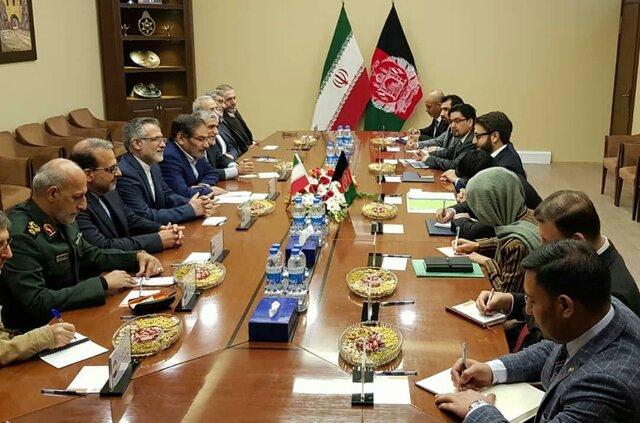 توضیح شمخانی درباره گفتگوهای ایران با طالبان - 0