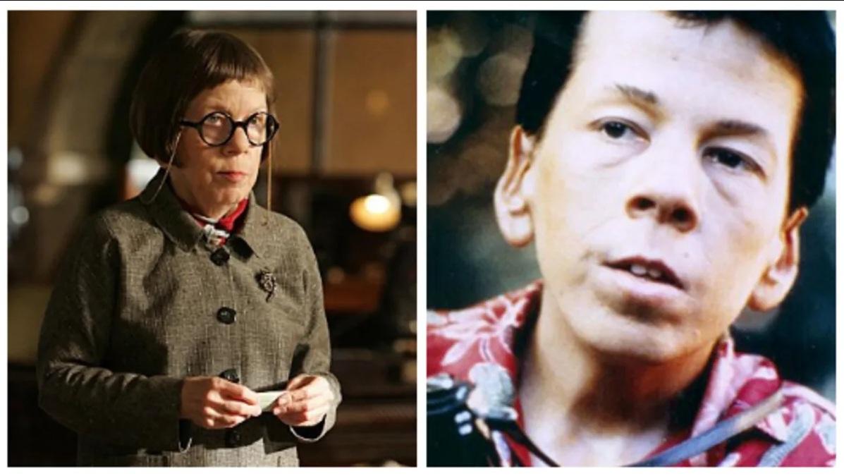 (تصاویر) زنی که برنده جایزه بهترین بازیگر مرد اسکار شد - 14