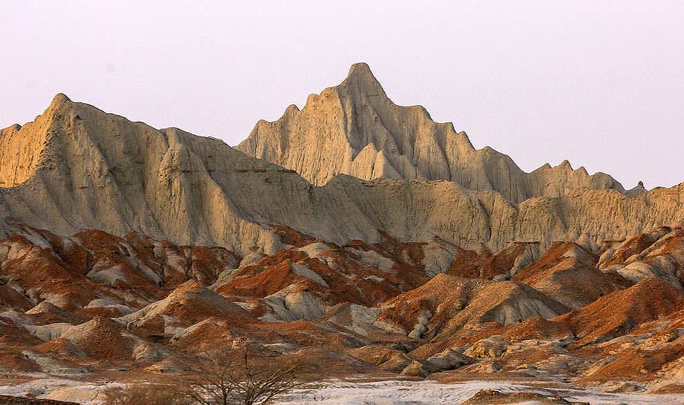 (تصاویر) کوههای مریخی چابهار - 18
