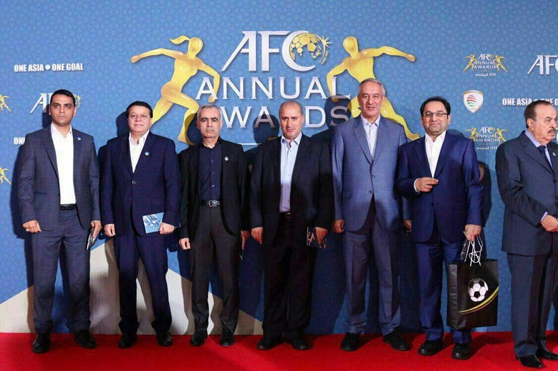 (تصاویر) توپ طلا ۲۰۱۸؛ عبدالکریم آسیا را متعجب کرد - 1