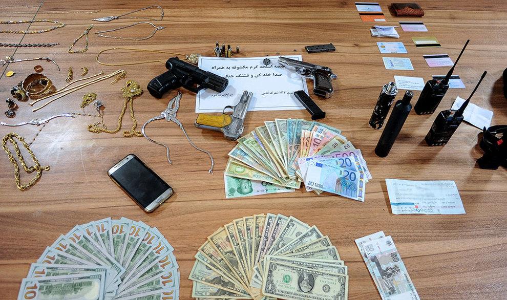 (تصاویر) سرقت مسلحانه میلیاردی از خانه لوکس - 18