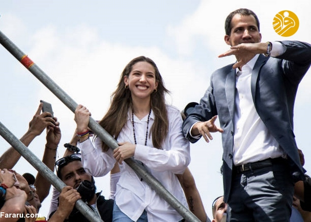 (تصاویر) وزنکشی خیابانی هواداران گوایدو و مادرو در ونزوئلا - 24